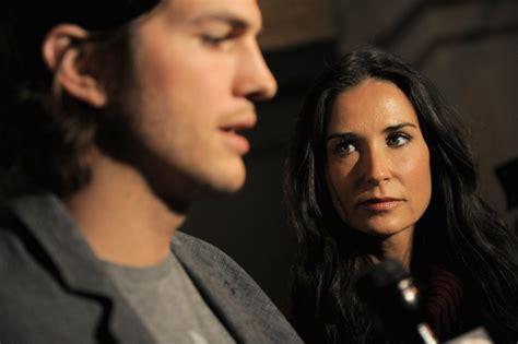 Ashton Kutcher Demi Believe In The Second Amendment by Ashton Kutcher And Demi Divorce Rumors