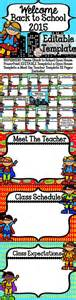 school themed powerpoint templates back to school powerpoint for open house and