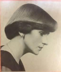 wedge haircut 1970s stunning style gorgeous retro hairdo s pinterest