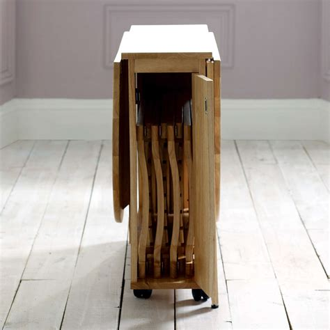folding furniture for small houses choose a folding dining table for a small space adorable