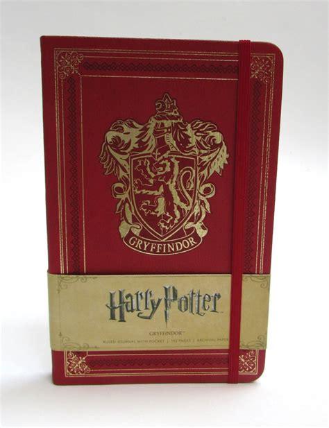 harry potter gryffindor hardcover ruled journal insights journals booktopia harry potter gryffindor journal hardcover