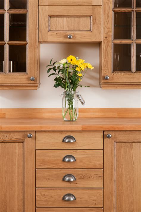 traditional kitchen dressers how to create a kitchen dresser using our solid oak