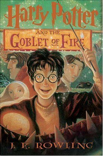 harry potter and the goblet of book report harry potter and the goblet of book review