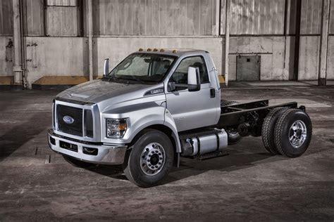 ford vehicles 2015 ford f650 f750 2015 commercial vehicles trucksplanet