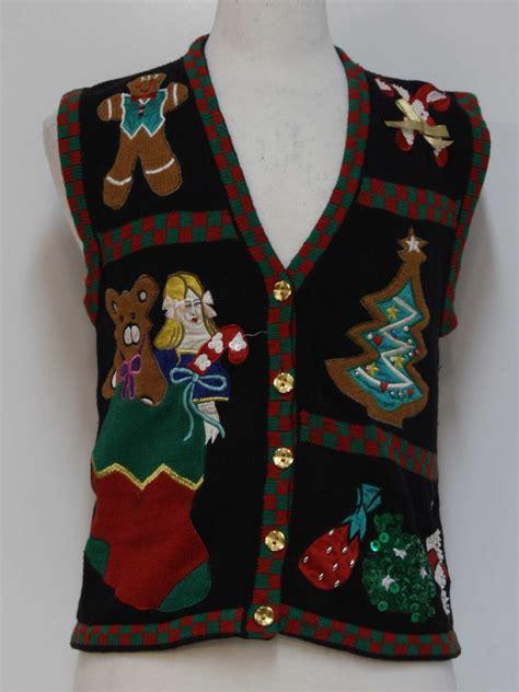 Galli Sweater vintage 1980 s sweater vest 80s vintage p