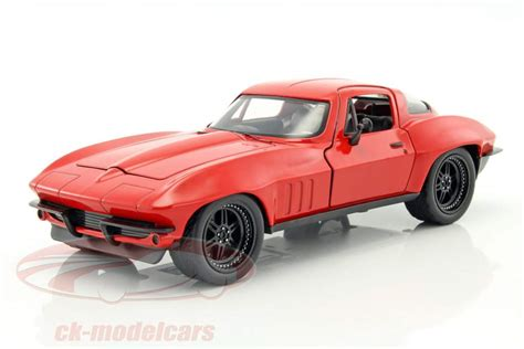 Fast And Furious 8 Lettys Chevy Corvette 1 24 Scale ck modelcars 98298 letty s chevrolet corvette fast and