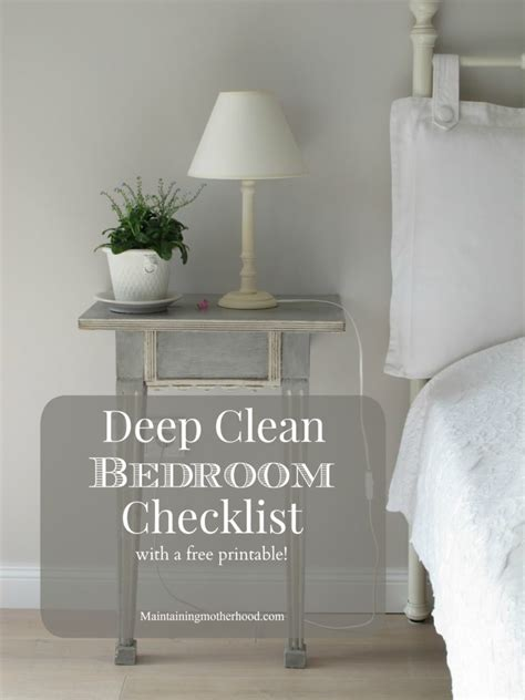 how to deep clean a bedroom 28 images spring clean