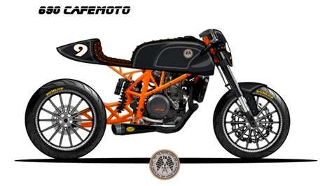 Ktm Bikes And Prices Ktm 690 Cafemoto Bike 2013 2014 Price In Karachi Lahore
