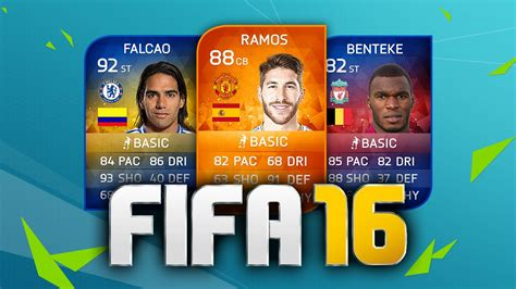 make a ultimate team card new fifa 16 ultimate team cards