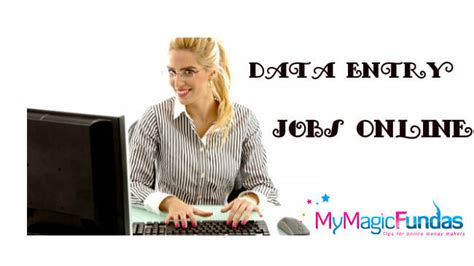 Make Money Data Entry Online - how to make money from data entry jobs online
