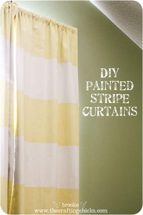 diy room darkening curtains diy striped blackout curtains using scotchblue painter s
