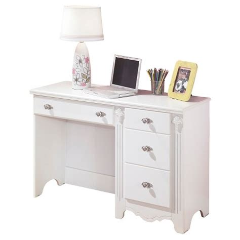 Exquisite Bedroom Desk White Signature Design By Ashley Target White Desk