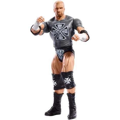 kmart wwe wrestlers wwe chion figure basic triple h kmart exclusive