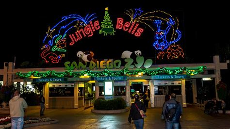 san diego zoo lights america s wildest zoo lights holidays travel channel