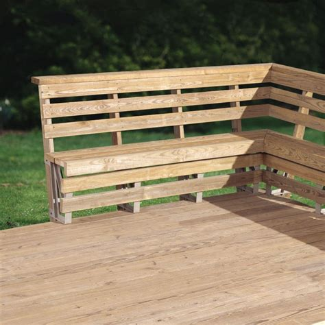 woodwork corner outside bench plans pdf free dart