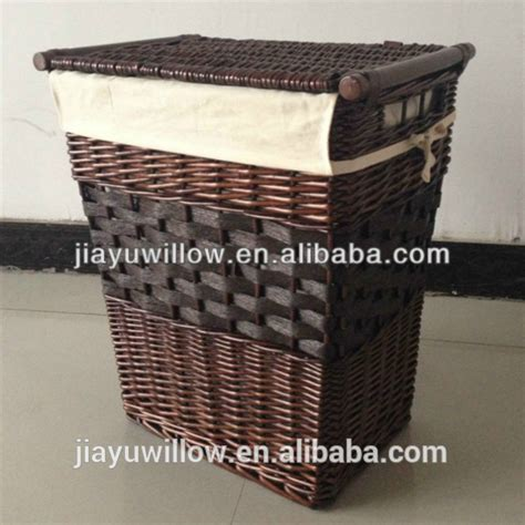 Handmade Laundry Basket - durable practical handmade laundry basket view