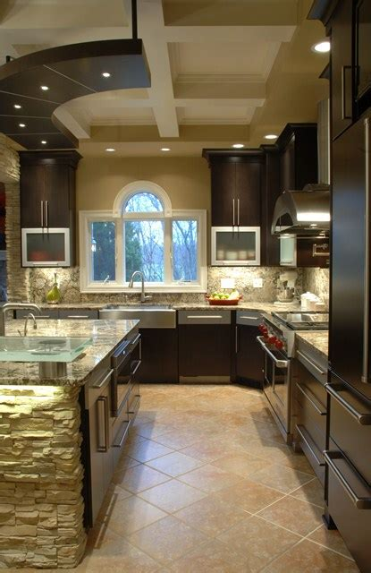 alternatives to base cabinets beck allen cabinetry nature inspires a contemporary kitchen beck allen cabinetry