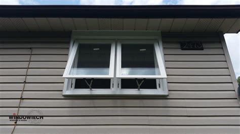 what is awning window awning windows windows tech