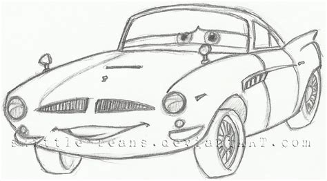 cars 2 finn mcmissile coloring pages cars finn mcmissile coloring page sketch coloring page