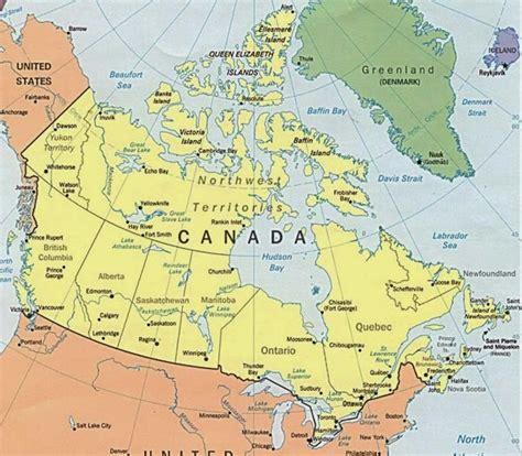 Oleh Oleh Kaos Impor Dari Negara Canada daftar negara didunia canada kanada world in articles