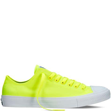 Converse All High Top Green Volt Murah chuck all ii neon converse gb