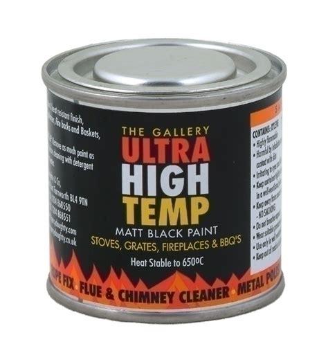 high heat paint ultra high temperature black paint heat design