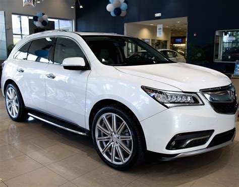 acura mdx incentives 2017 acura mdx prices incentives dealers truecar 2017