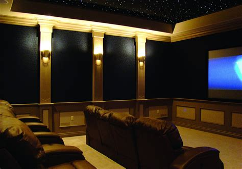 Home Theater Room Wall Design by Home Theater Pictures Distributed Home Audio And Theater