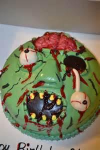 Cake Decorating Ideas Zombies Cake Cupcakes Cakes
