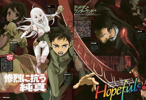 deadman list animeuniverse