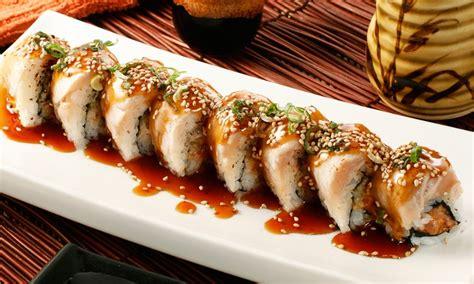 sake room express sushi lunch or dinner sake room express groupon