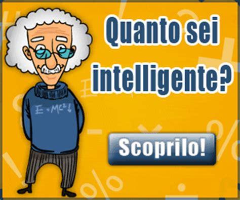 test sul quoziente intellettivo test intelligenza su