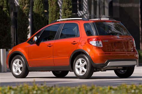 how cars engines work 2012 suzuki sx4 parking system 2007 13 suzuki sx4 consumer guide auto
