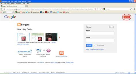 membuat blog dengan gmail dwi saputra anjasmara tutorial cara membuat blog dengan