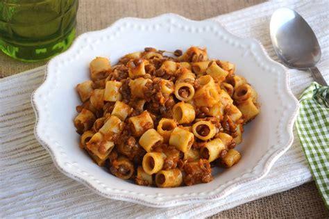 come si cucina la pasta 187 pasta con rag 249 di lenticchie ricetta pasta con rag 249 di