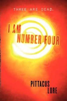 Novel The Of Seven Pittacus Lore i am number four