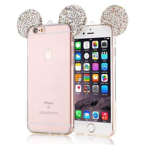Mickey 3d Glittery High Quality Soft Iphone 4 5 6 6 Grand Prime 82 best disney phone cases images on