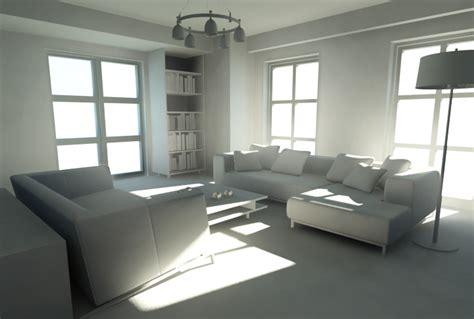 3d Room Design Software mental ray 3d classroom