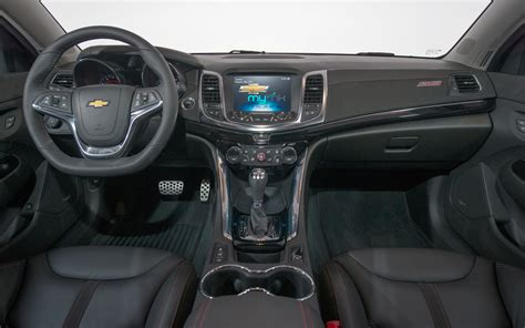 Chevy Ss Interior by 2014 Chevrolet Ss Look Photo Gallery Motor Trend