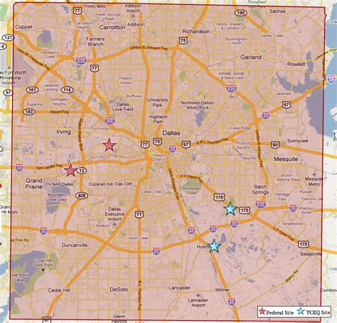 dallas texas county map dallas county lines map pictures to pin on pinsdaddy