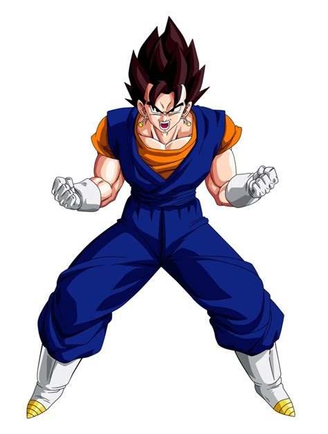 imagenes de anime originales dragon ball fusion vegetto
