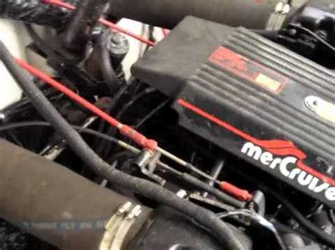 boat engine knocking strange knocking sound mercruiser 454 7 4l page 1