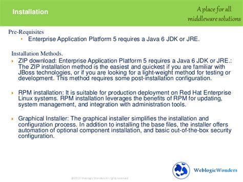 tutorial jboss linux jboss tutorial basics