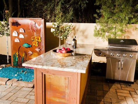 backyard grill bar eight backyard makeovers from diy network s yard crashers yard crashers diy