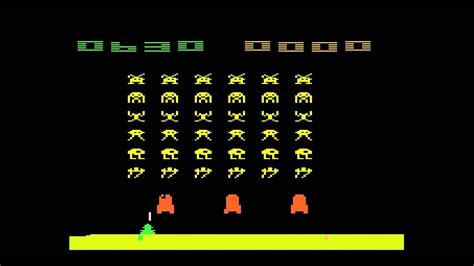 Space Invaders by Space Invaders 1978