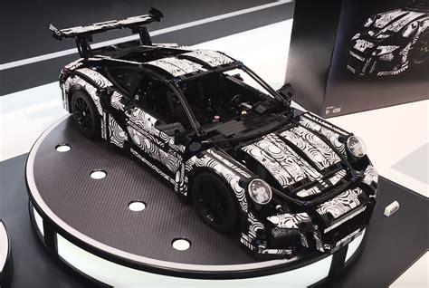 Lego Porsche Gt3 Aufkleber by Porsche 911 Gt3 Rs 2016 Lego Set 42056 Porsche News
