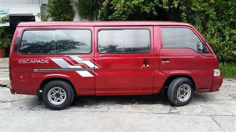 nissan urvan for sale in the philippines second nissan urvan 1997 for sale used cars philippines