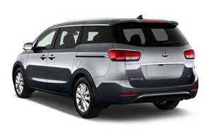 Kia Vans 2015 Kia Sedona Review