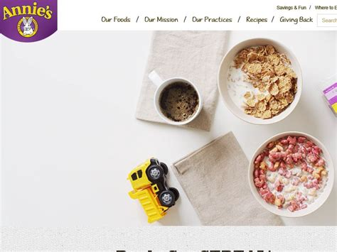 The View 20 Day Vacation Giveaway - annie s cereal sweepstakes