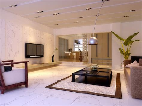 New Home Designs Latest Modern Interior Designs Marble Interior Design Flooring